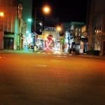 夜の銀天街 – from Instagram