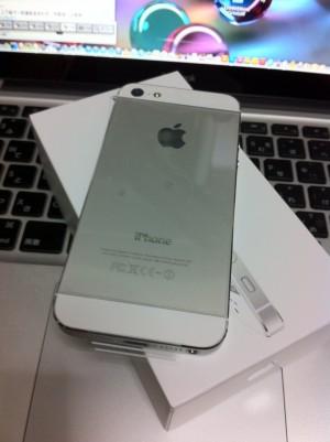 iPhone5到着!これでNexus7の真価が発揮される、ハズ!