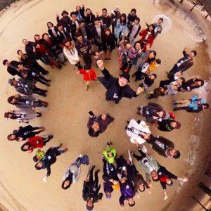 10回目となるイベントは80名を超える参加者で無事に終了!最後に参加者全員での記念写真、はいTHETA!#meetmejapan_ehime #meetmejapan_ehime10