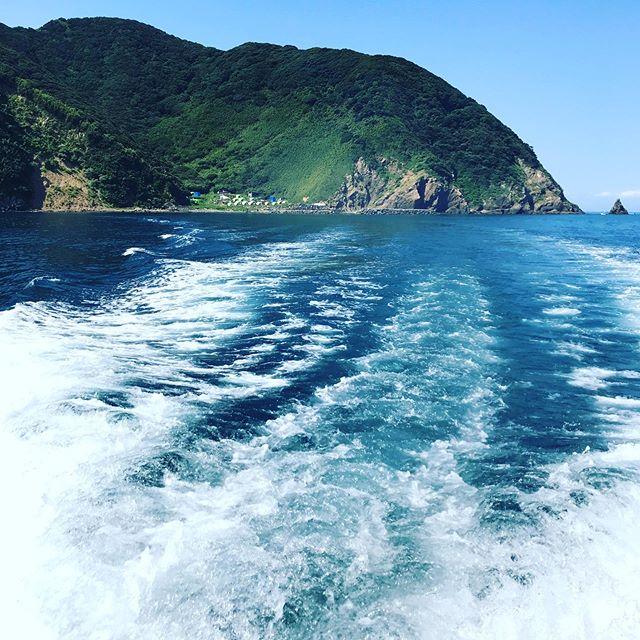 一泊二日の御五神島無人島体験のお手伝い、終了っ!ドローンで記念撮影、無事できました。タイムラプス撮影や全天球動画撮影など、盛りだくさんなミッション、コンプリート!です。あぁ、楽しかった。